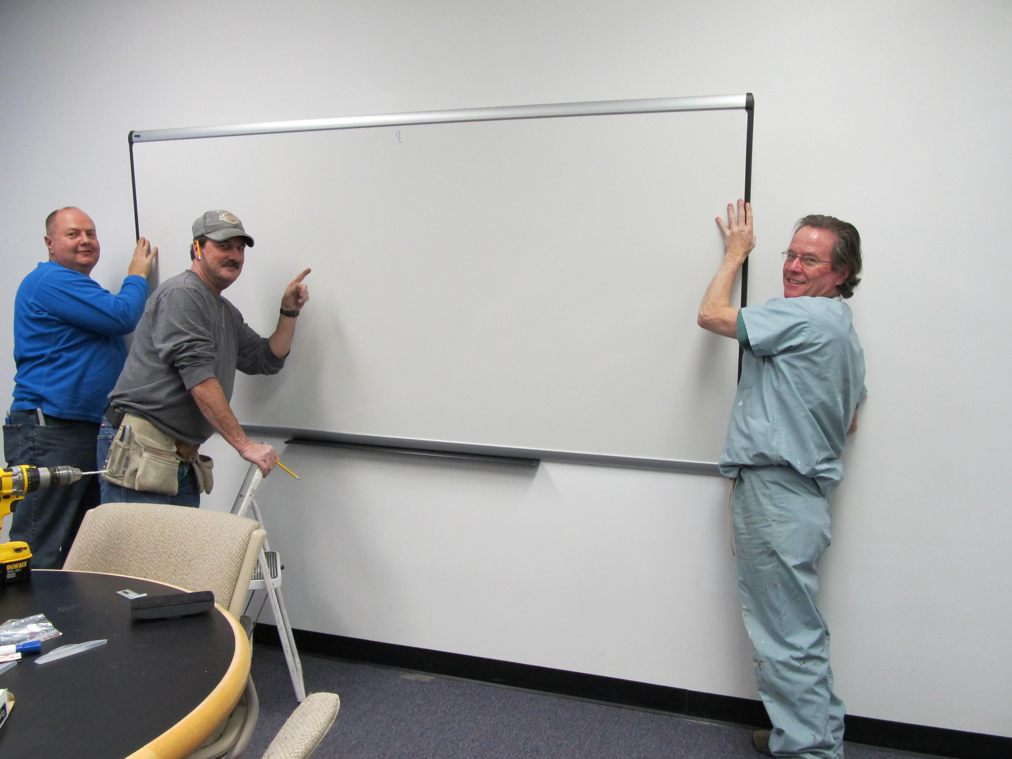 installing whiteboards in classrooms essay Dry erase whiteboards a wide selection of high quality dry erase whiteboards in many sizes and styles perfect for the classroom, office or home.